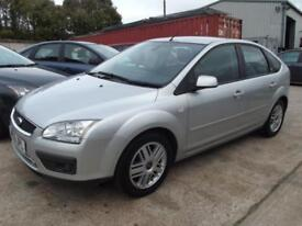Ford Focus 1.6TDCi ( IV ) Ghia 5 DOOR HATCH DIESEL WITH SERVICE HISTORY