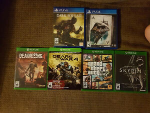 PS4 / Xbox One Games