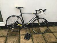 Boardman road team carbon 2014 57""