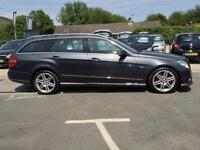 2011 MERCEDES BENZ E CLASS E250 CDI BlueEFFICIENCY Sport 5dr Tip Auto Estate
