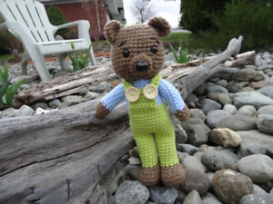 """Ted"" the friendly little bear"