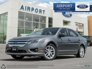 2010 Ford Fusion SEL AWD with only 152,593 kms