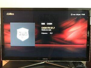 Télé Samsung 55'' 1080p 3D HDTV