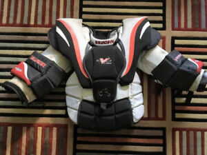 Plastron gardien de but / Goalie chest protector - Junior medium