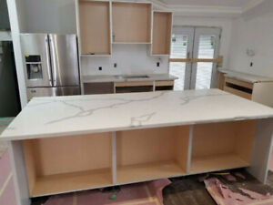 Quartz N Granite counter tops Free Estimation Jenny 416-666-9866