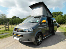 VW Volkswagen Transporter T5 - Revampervan - Pop Top
