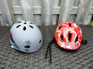 Red Childs Bike Helmet (Ages 7 to 9)  47 - 53cm Kitchener / Waterloo Kitchener Area image 4