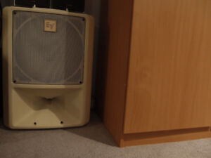 Ev Electro voice sx 200 Pa speakers Dj