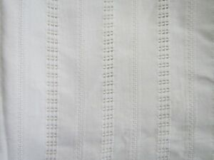 White cotton tablecloths/bedcovers