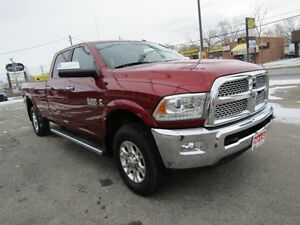 2015 Ram 3500 Laramie   DIESEL!  4X4!   Heated Leather Seats!