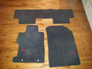 2007 Civic SI Floor mats set coupe