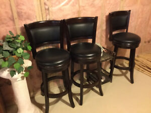 Kitchen, Bar, Wood Stools for Sale