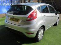 2010 Ford Fiesta 1.4 Edge 5dr