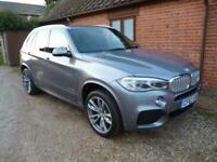 2013 BMW X5 3.0 30d M Sport Auto xDrive (s/s) 5dr SUV Diesel Automatic