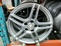 "4 mags 17"" RSSW  pour Toyota / Lexus 5x114.3"