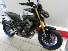 YAMAHA MT-09 SP WITH OHLINS REAR SHOCK, ABS, TRACTION CONTROL, QUICK SHIFTER....