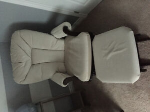 Barely Used Glider Rocking Chair