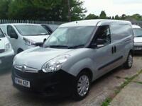 Vauxhall Combo L2h1 Ecoflex LWB factory Crew van DIESEL MANUAL 2014/14