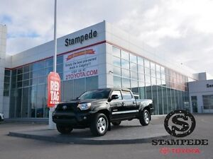 2014 Toyota Tacoma 4WD DOUBLE CAB V6 AUTO TRD SPORT   - Certifie