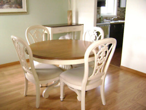 WTB - Table or Table and Chairs