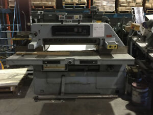Guillotine Paper Cutter Machine for sale