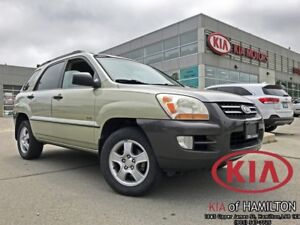 2005 Kia Sportage LX AWD V6 | Super Clean | Runs Well | AS-IS