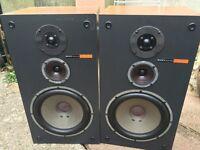 Vintage Sony SS2070 Speakers