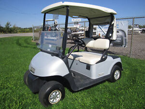 2012 EZ-GO RXV ELECTRIC GOLF CART *FINANCING AVAIL. O.A.C. Kitchener / Waterloo Kitchener Area image 2