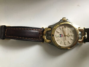 Tag Heuer two-tone all original