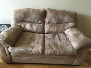 Excellent condition- loveseat  for sale !!