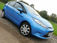 2010 FORD FIESTA 1.4 Edge 5 DOOR**FSH**NEW MOT**SERVICED**£3795