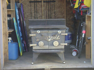 Wood stove/heater