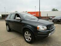 2012 61 Volvo XC 90 2.4 D5 [200] SE 5dr Geartronic 7 Seater Metallic Grey