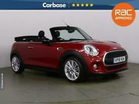 image for 2018 MINI Convertible 1.5 Cooper 2dr [Chili Pack] CONVERTIBLE Petrol Manual