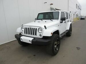 2016 Jeep  Wrangler Sahara Unlimited Navigation/HtdSeats/AC
