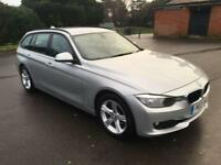 2013 13 BMW 3 SERIES 2.0 318D SE TOURING 5D AUTO 141 BHP DIESEL