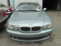 2004 BMW 330CI,NO ACCIDENTS,RUNS PERFECT,EXTRA CLEAN