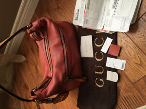 Gucci bag, authentic, check my ads,pick up in Guelph