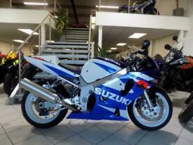 Suzuki GSXR600 K1 2001