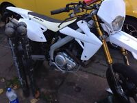 Mrt 125 super moto swap for pit bike