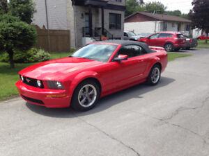 Ford Mustang décapotable 2005 à vendre