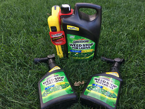 Spectracide US American weed killer  with 2-4-D