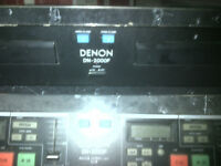 2 - (Denon Twin Tray CD Players)
