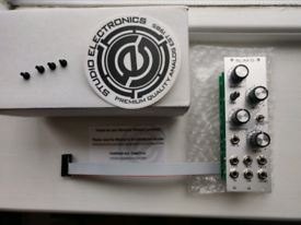 Studio Electronics Slim-O, rare eurorack VCO