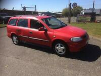 Vauxhall Astra 2.0Di 16v ( a/c ) 2000 Club