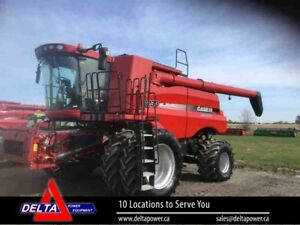 2012 CASE IH 8230 AXIAL FLOW COMBINE