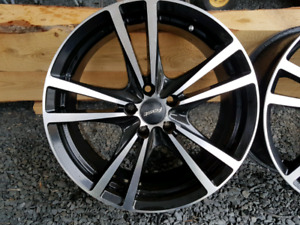 """4 mags fast 17"""" 5x100"""