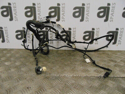 # RANGE ROVER EVOQUE BOOT WIRING LOOM BJ3214A583ACC 2011