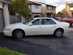 2003 Cadillac Seville Luxury SLS Sedan