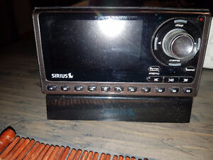 Sirius satellite radio receiver for Home - auto - cabin or other